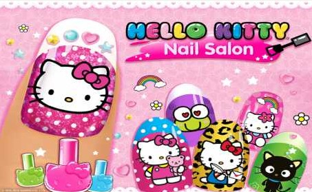 hello-kitty-nail-salon-apk